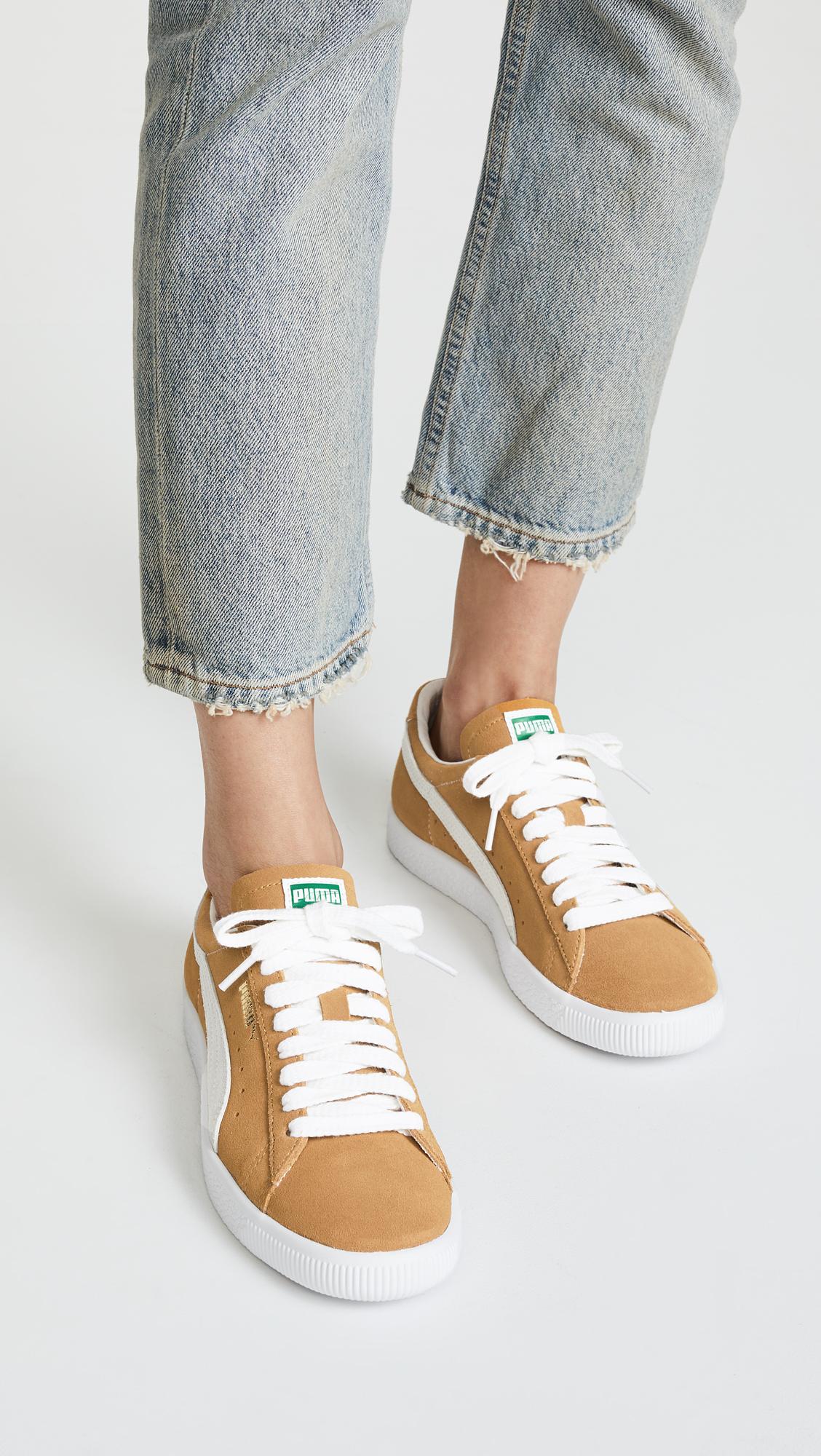 cc6876fb62b PUMA Suede 90681 Sneakers