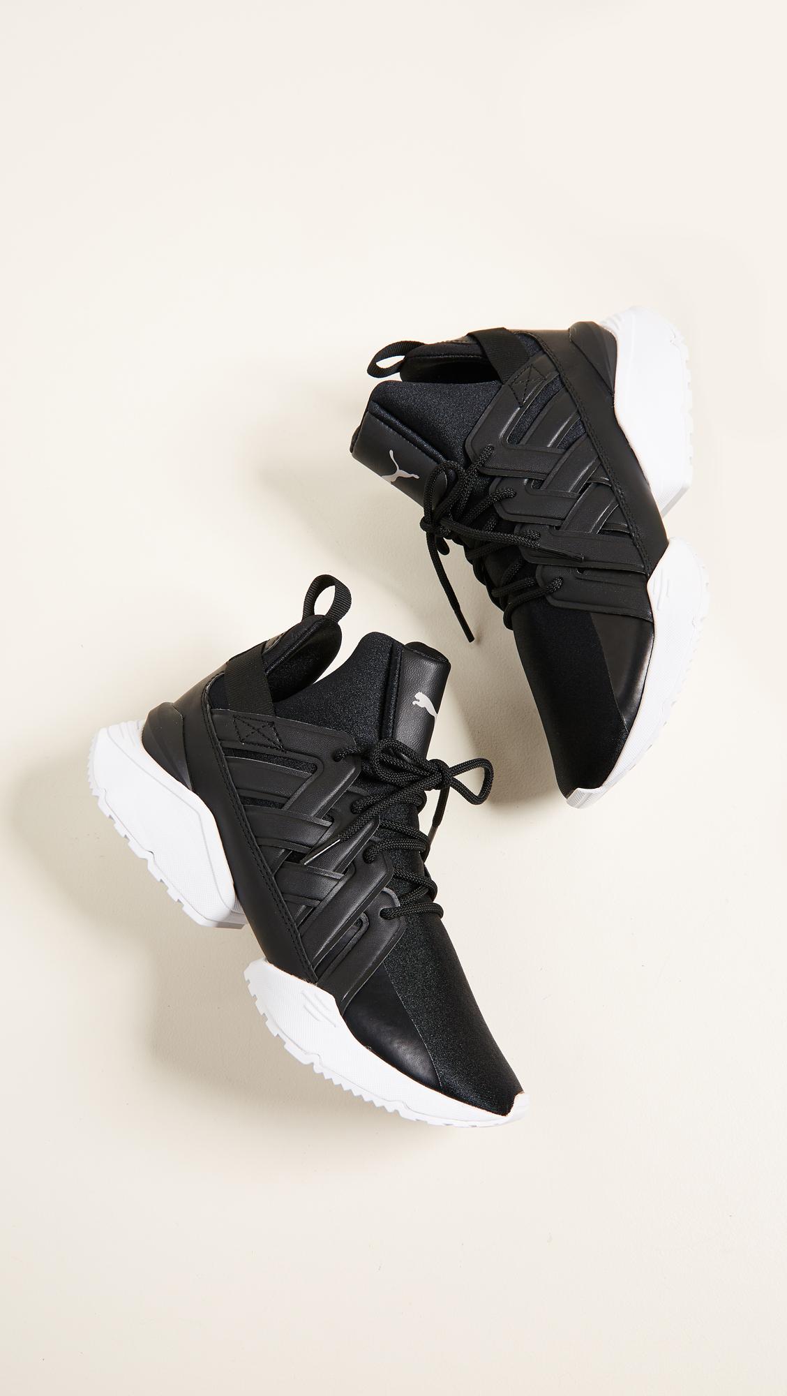 453035fea6de PUMA Muse Echo Satin EP Sneakers