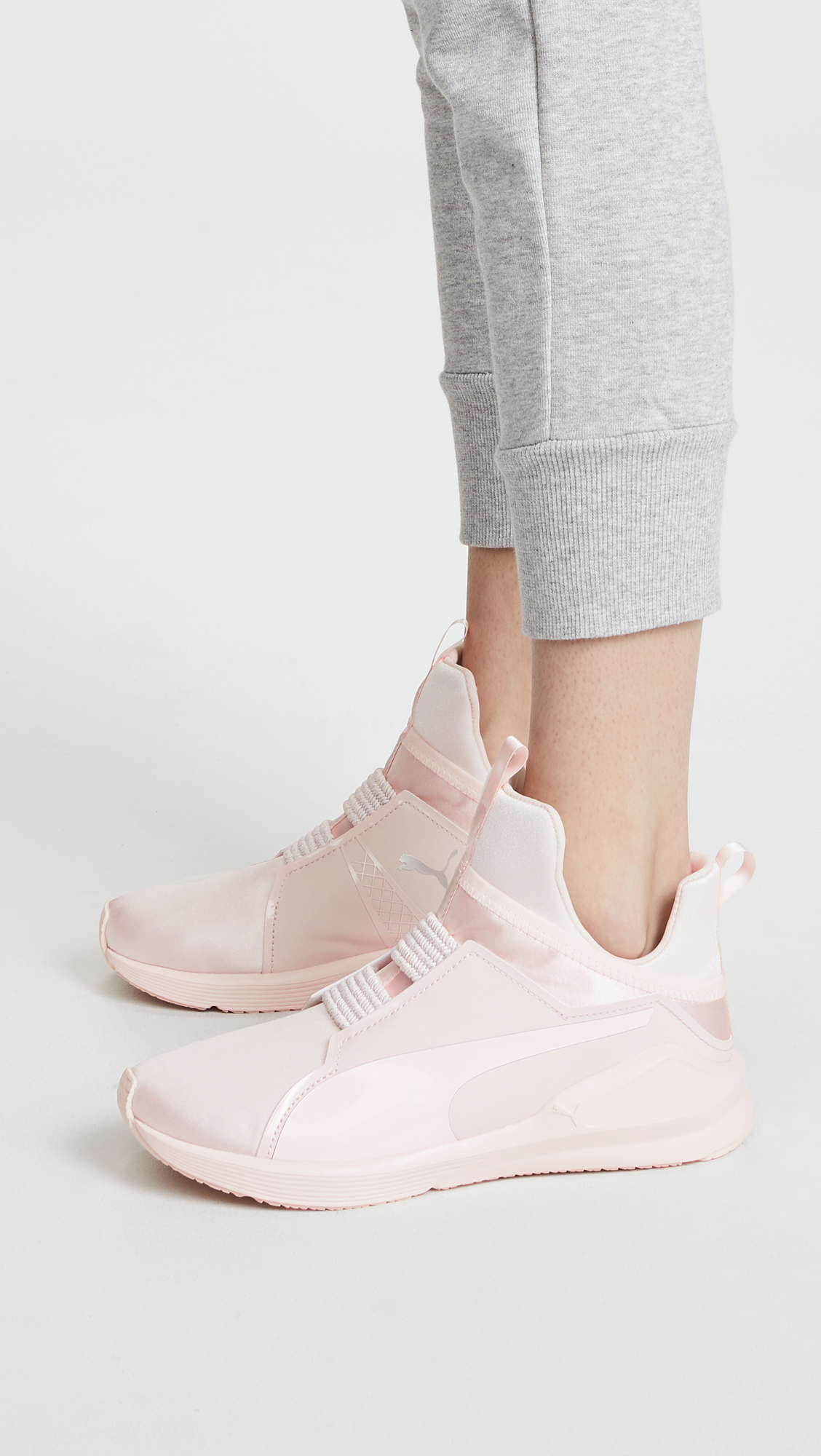 PUMA Fierce Satin EP Sneakers  7a664ed15880