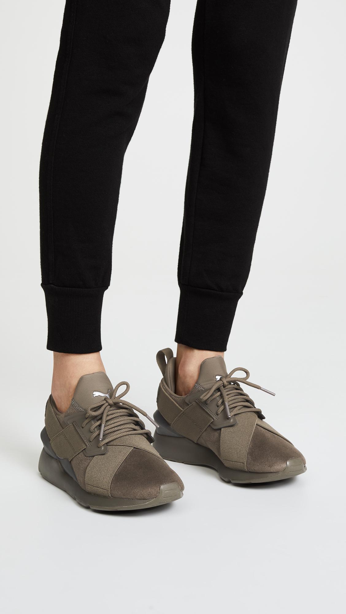 8bae16dbf14e PUMA Muse Sneakers