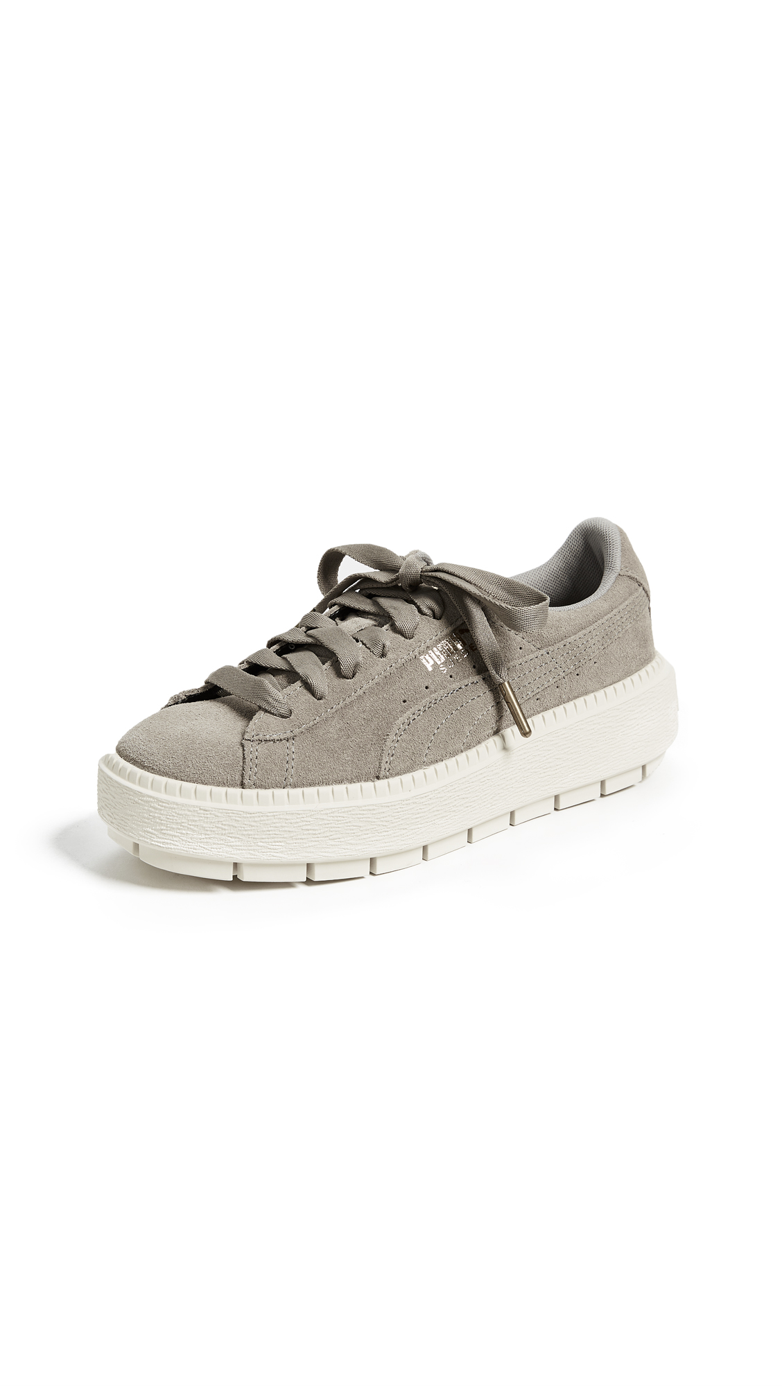 Photo of PUMA Suede Platform Trace Sneakers - buy PUMA shoes