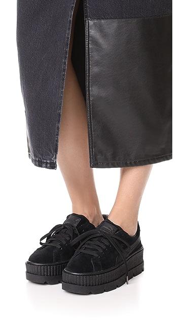 PUMA FENTY x PUMA Cleated Sneakers