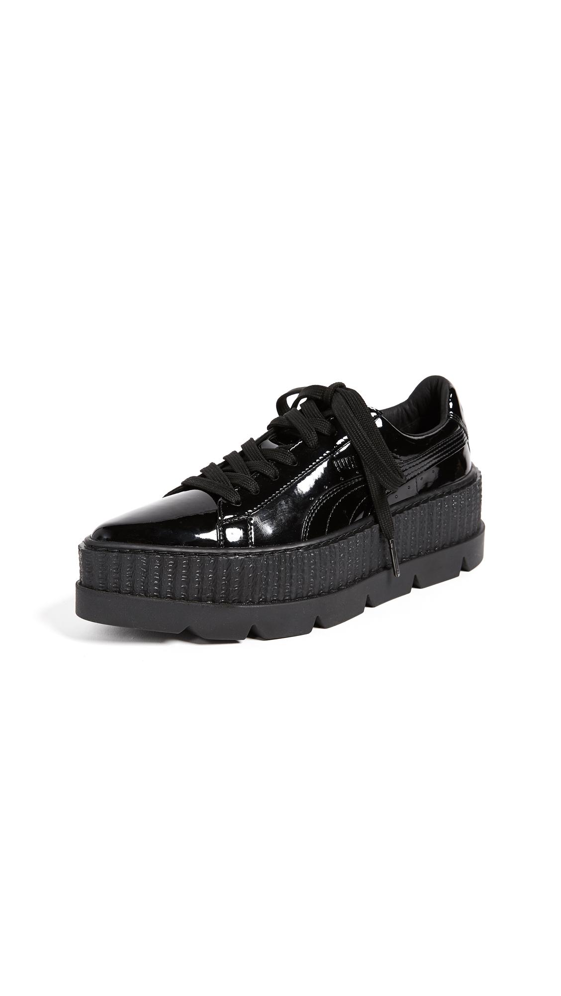 PUMA FENTY x PUMA Pointy Creeper Sneakers - Puma Black