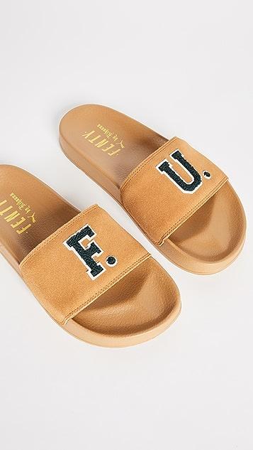 PUMA FENTY x PUMA F.U. Leadcat Slides
