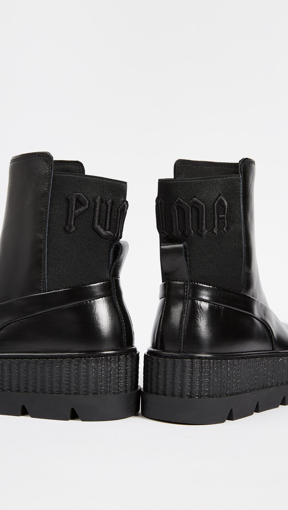 online retailer 40323 83b97 PUMA FENTY x PUMA Chelsea Sneaker Boots   SHOPBOP