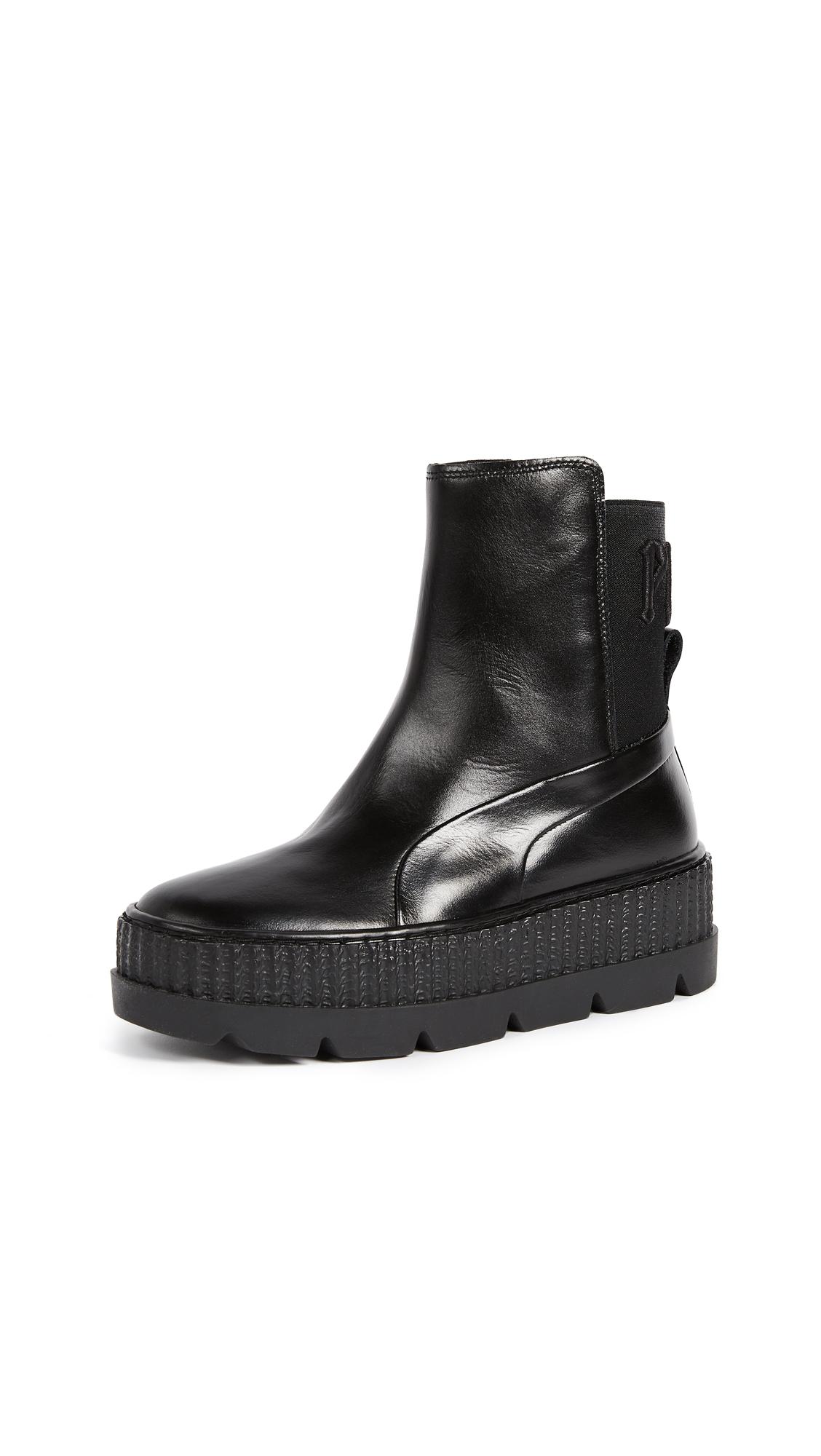 PUMA FENTY x PUMA Chelsea Sneaker Boots - Puma Black