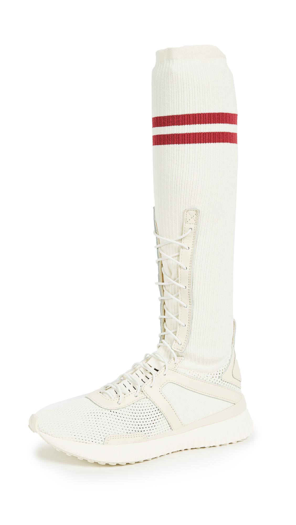 PUMA FENTY x PUMA Trainer Hi Boots - Vanilla Ice/Red Bud