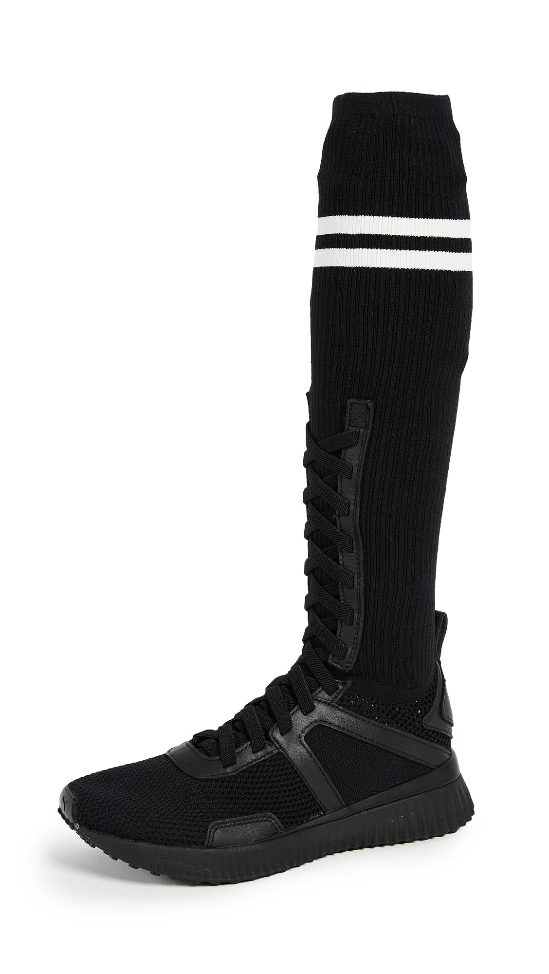 PUMA FENTY x PUMA Trainer Hi Boots - Puma Black/Puma White