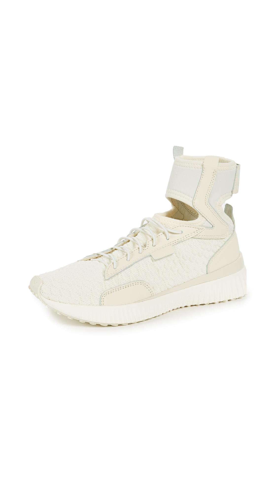 PUMA FENTY x PUMA Trainer Mid Geo Sneakers - Vanilla Ice/Sterling Blue