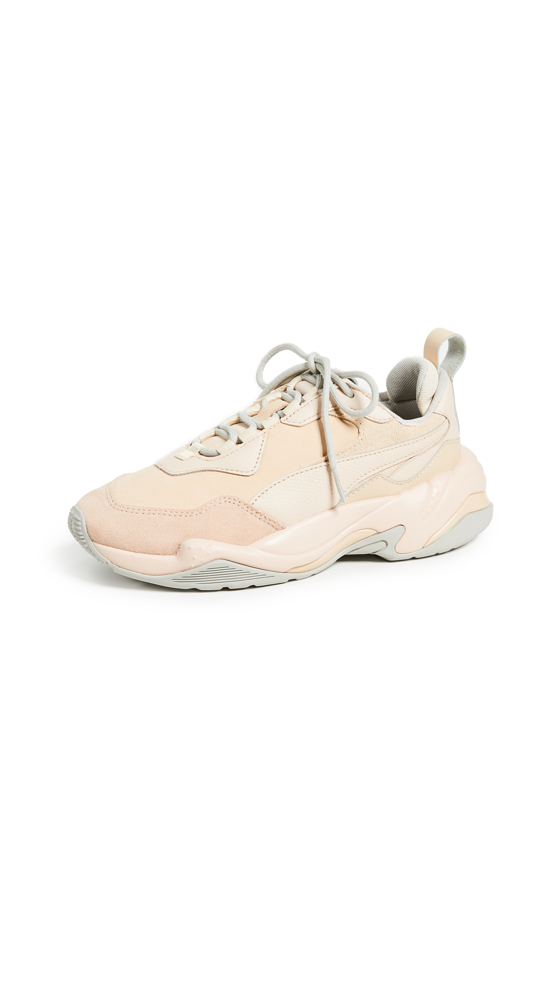 PUMA Thunder Desert Sneakers - Natural Vachetta/Cream Tan