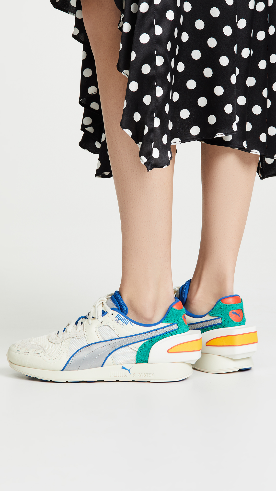 2b2ee7aab6a PUMA RS-100 Ader Error Sneakers