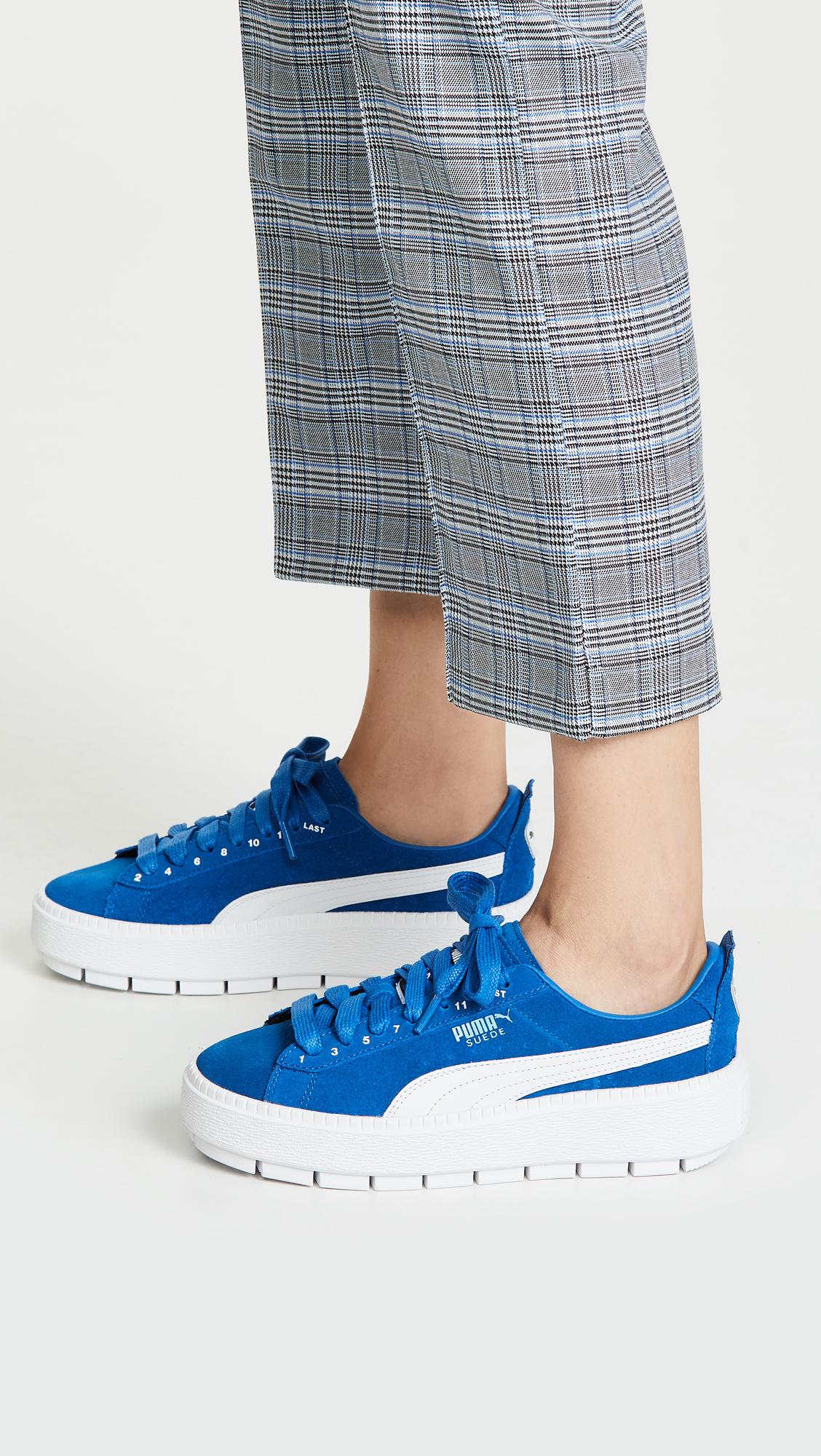 x Ader Error Platform Sneakers