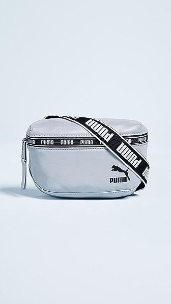 Pumagram Hip Sack, Silver