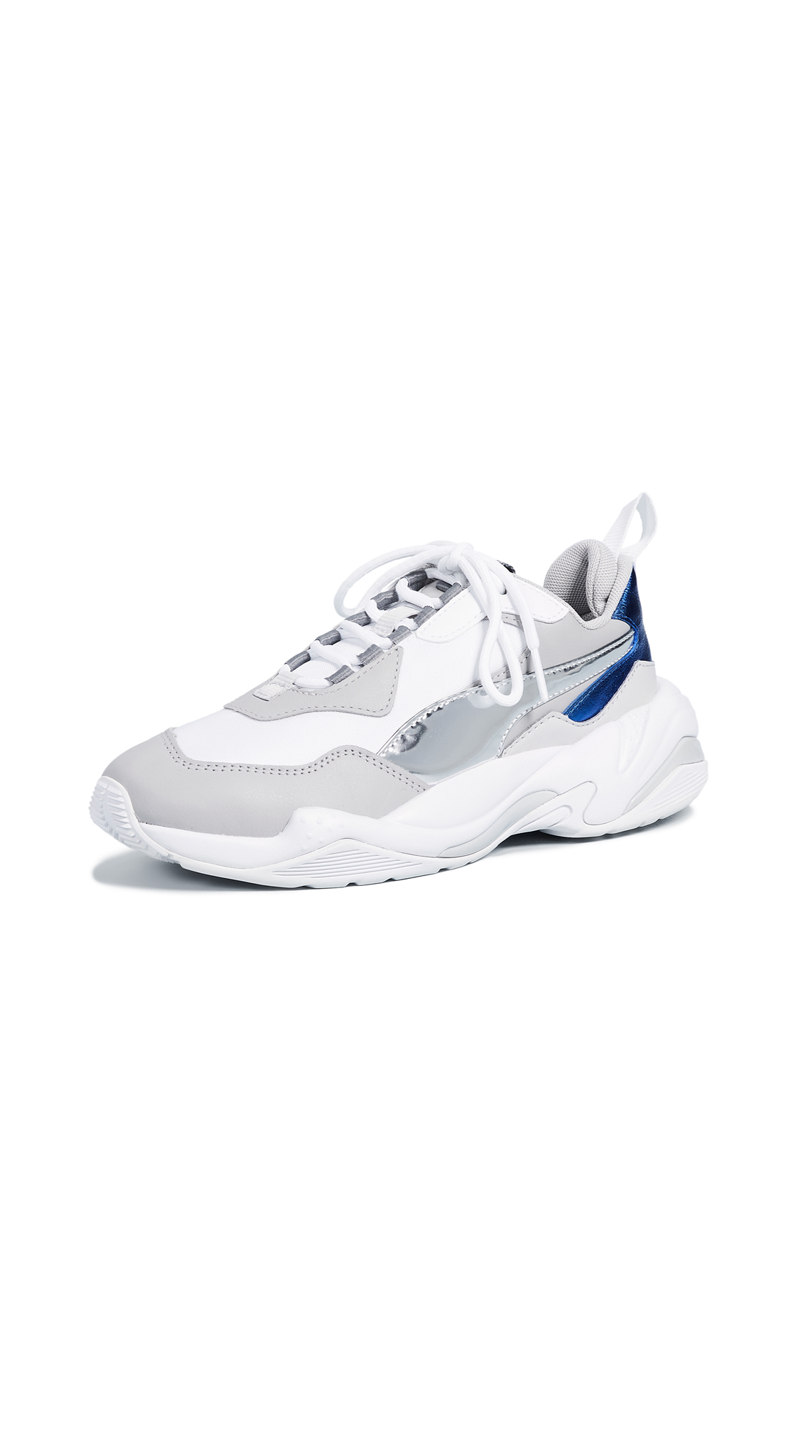 PUMA Thunder Electric Sneakers - Puma White/Grey Violet/White