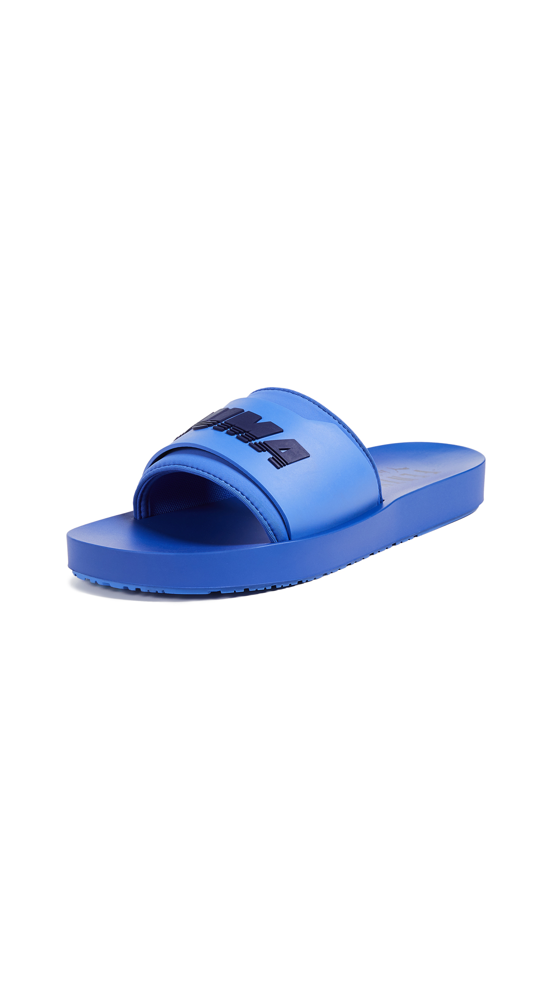 PUMA x FENTY Surf Slides - Dazzling Blue/Evening Blue