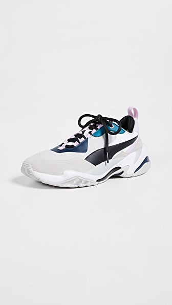 Women'S Thunder Rive Droite Casual Shoes, Blue in Deep Lagoon/Orchid Bloom