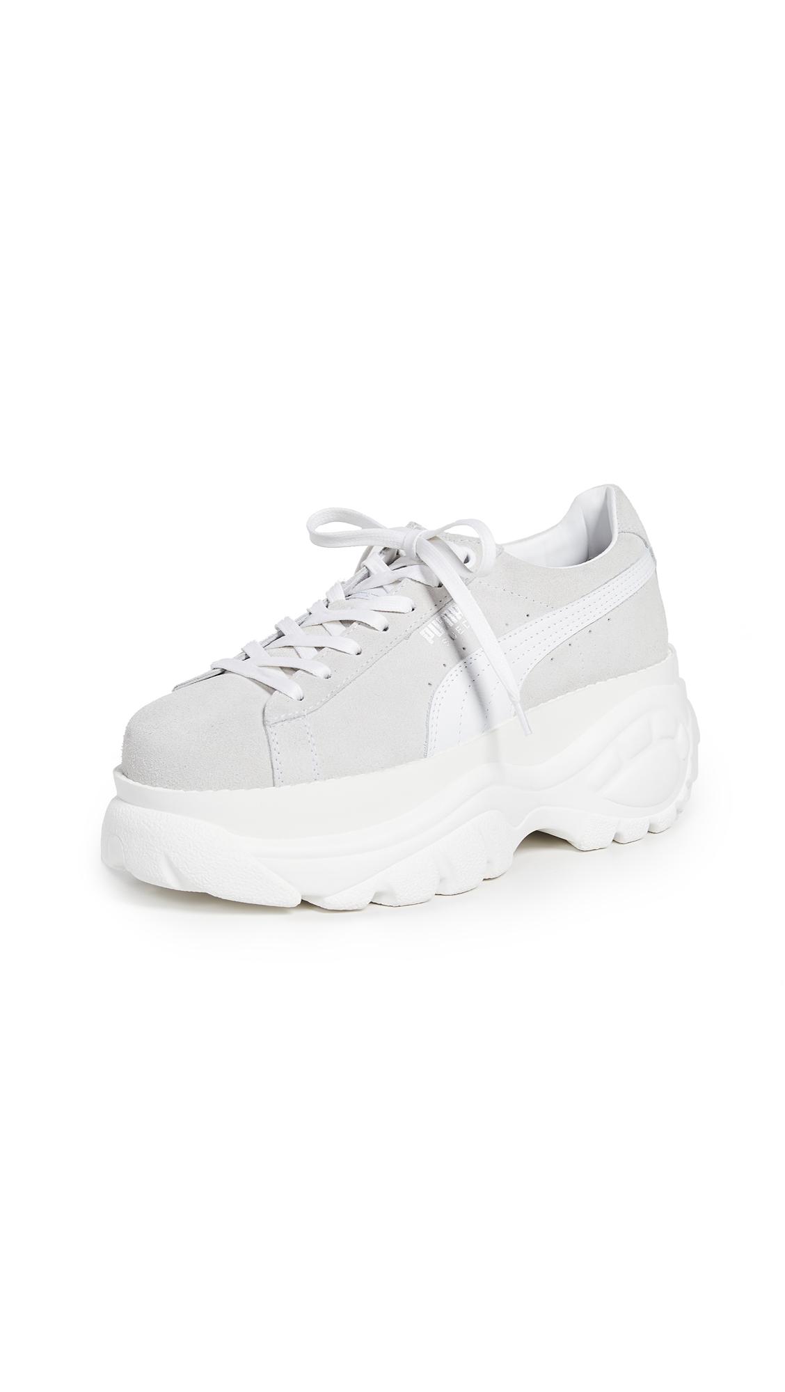 PUMA Suede Buffalo Sneakers - Puma White