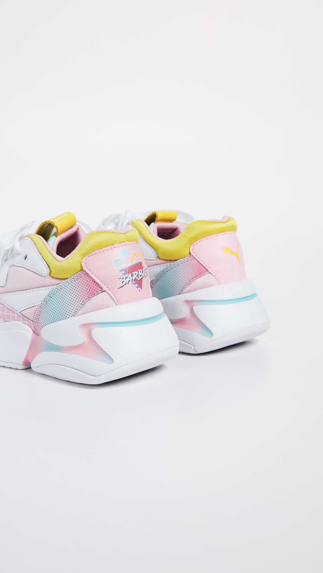 online store db2ea d42ec PUMA Nova x Barbie Sneakers | SHOPBOP