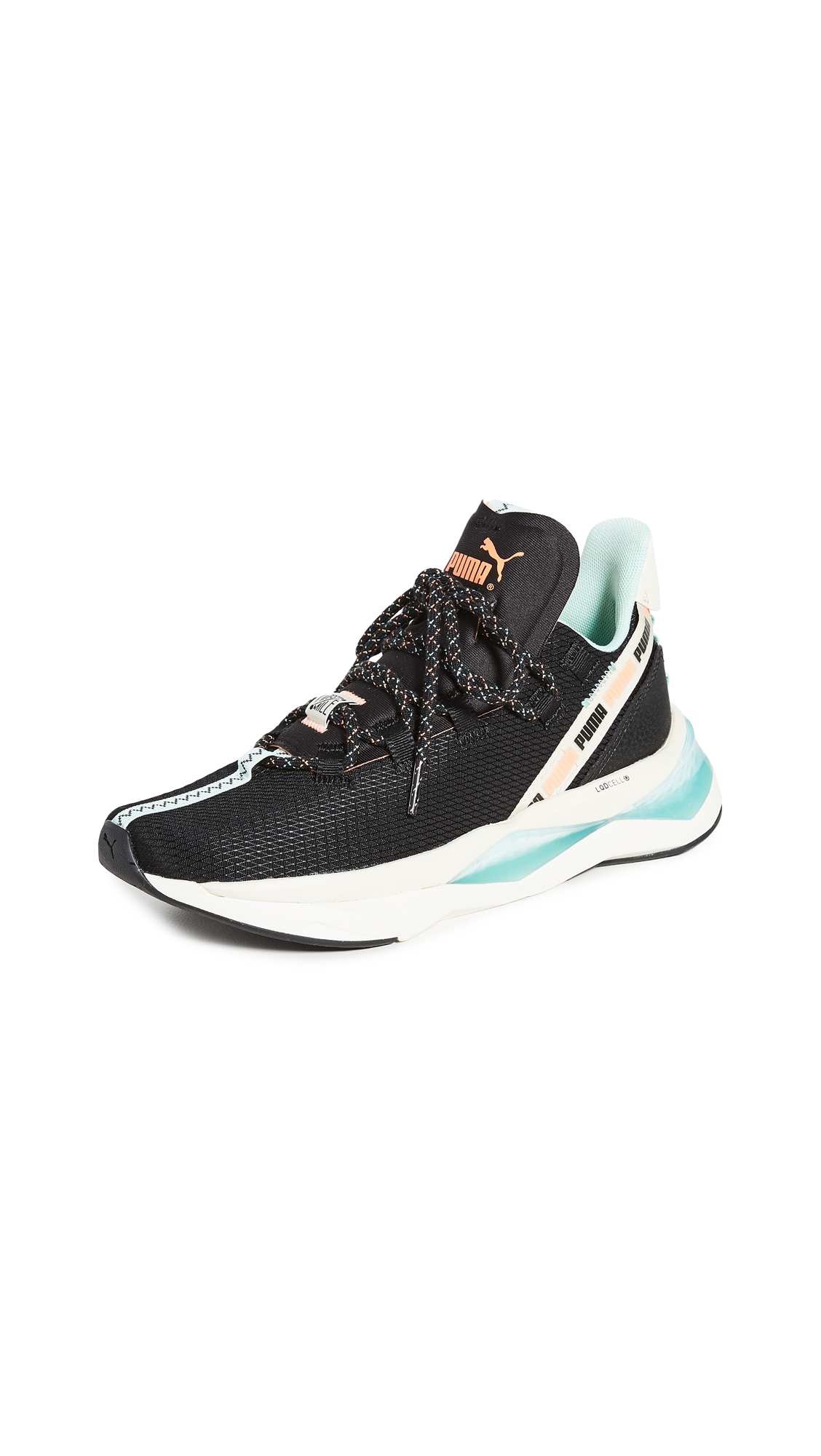 Buy PUMA online - photo of PUMA LQDCELL Shatter Sneakers