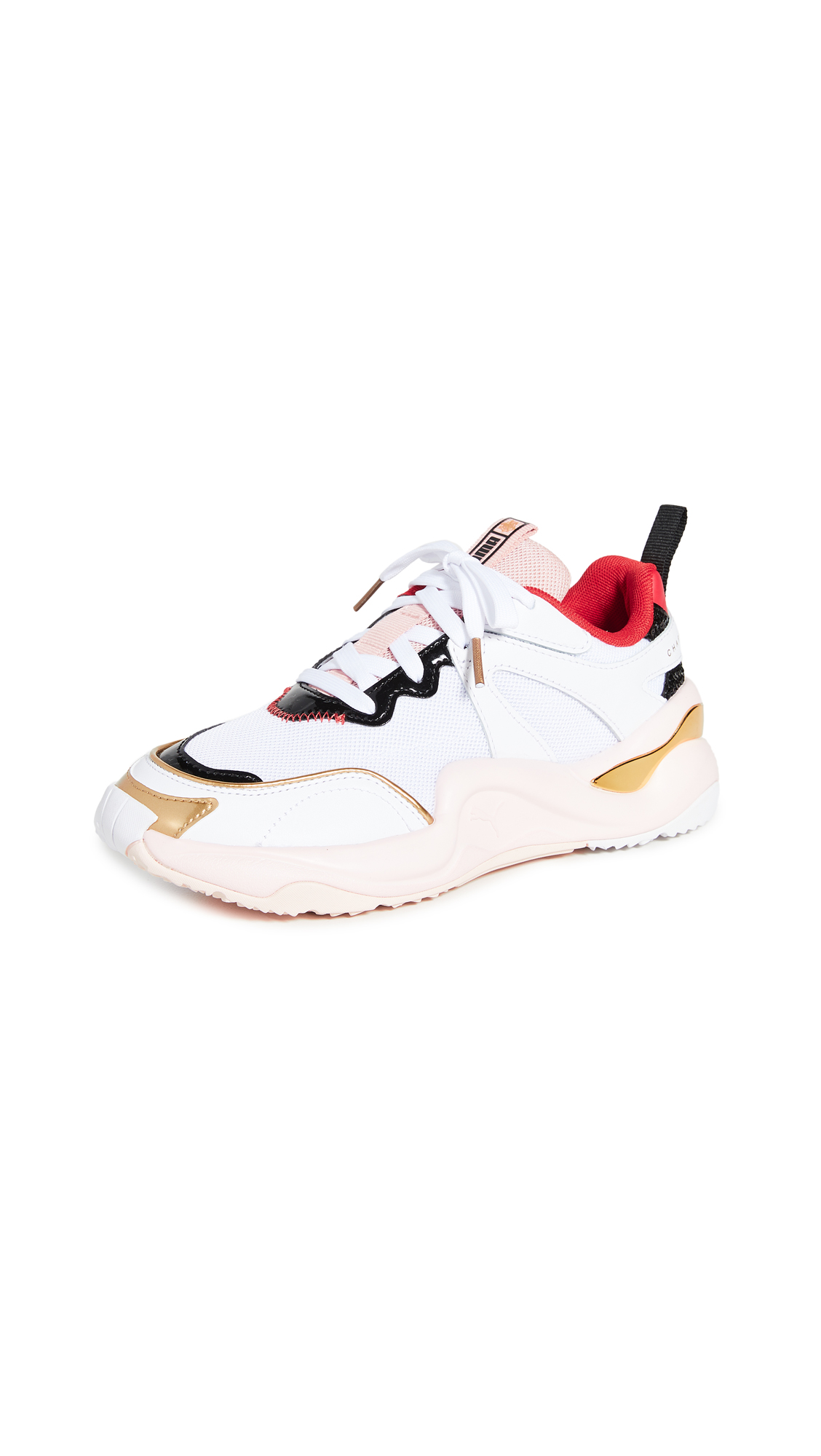 Buy PUMA online - photo of PUMA x Charlotte Olympia Rise Sneakers