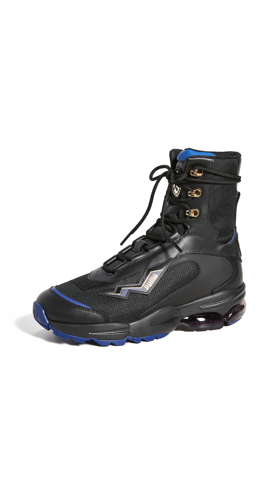 PUMA x Balmain Cell Stellar Mid Sneakers - 40% Off Sale
