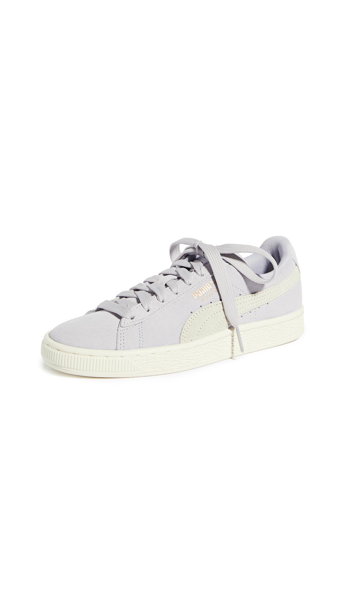 Buy PUMA Suede Classic Plus Sneakers online, shop PUMA