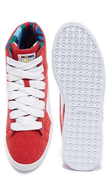 PUMA Select Basket Mid X Dee & Ricky Sneakers