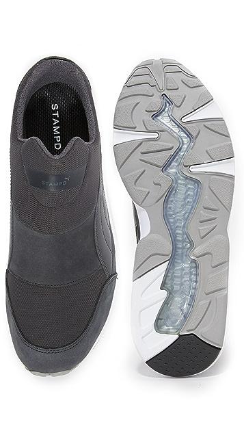 PUMA Select PUMA Select x Stampd Trinomic Sock Sneakers