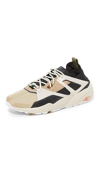 Puma Select Bog Sock Camping Sneakers - Croissant