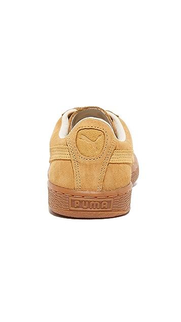 PUMA Select Basket Classic Winterized Sneakers