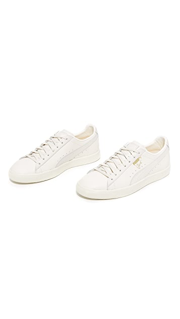 PUMA Select Clyde Natural Sneakers