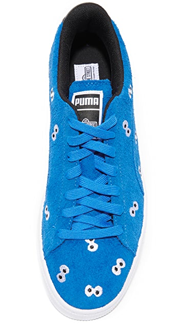 PUMA Select x SESAME STREET Suede Sneakers