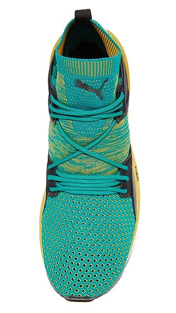PUMA Select Blaze of Glory Limitless High evoKNIT Sneakers
