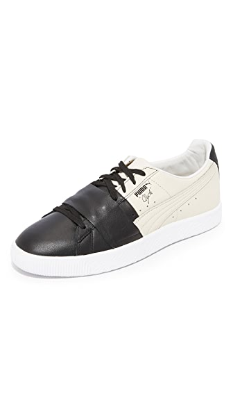 PUMA Select Clyde Colorblock Sneakers