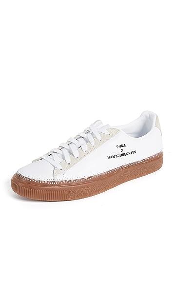 PUMA Select x Han Kjobenhavn Stitched Sneakers