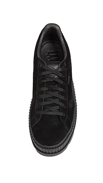 PUMA Select x FENTY by Rihanna Cleated Creeper Suede Sneakers
