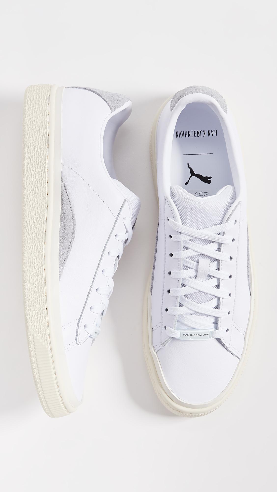 f9a526a50bb00f PUMA Select x Han Kjobenhavn Basket Sneakers