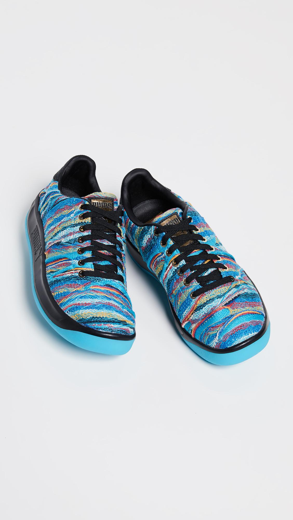 3d30b9f6f5d9 PUMA Select x Coogi California Sneakers