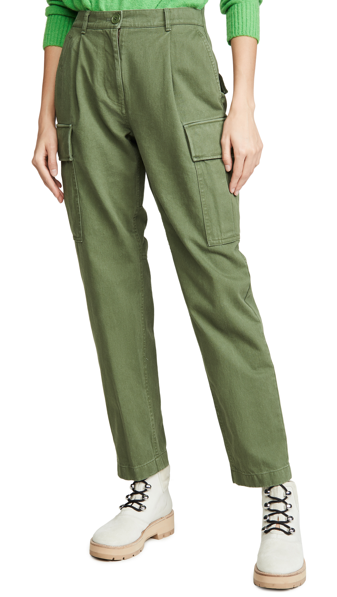 Buy pushBUTTON online - photo of pushBUTTON Back Up Cargo Pants
