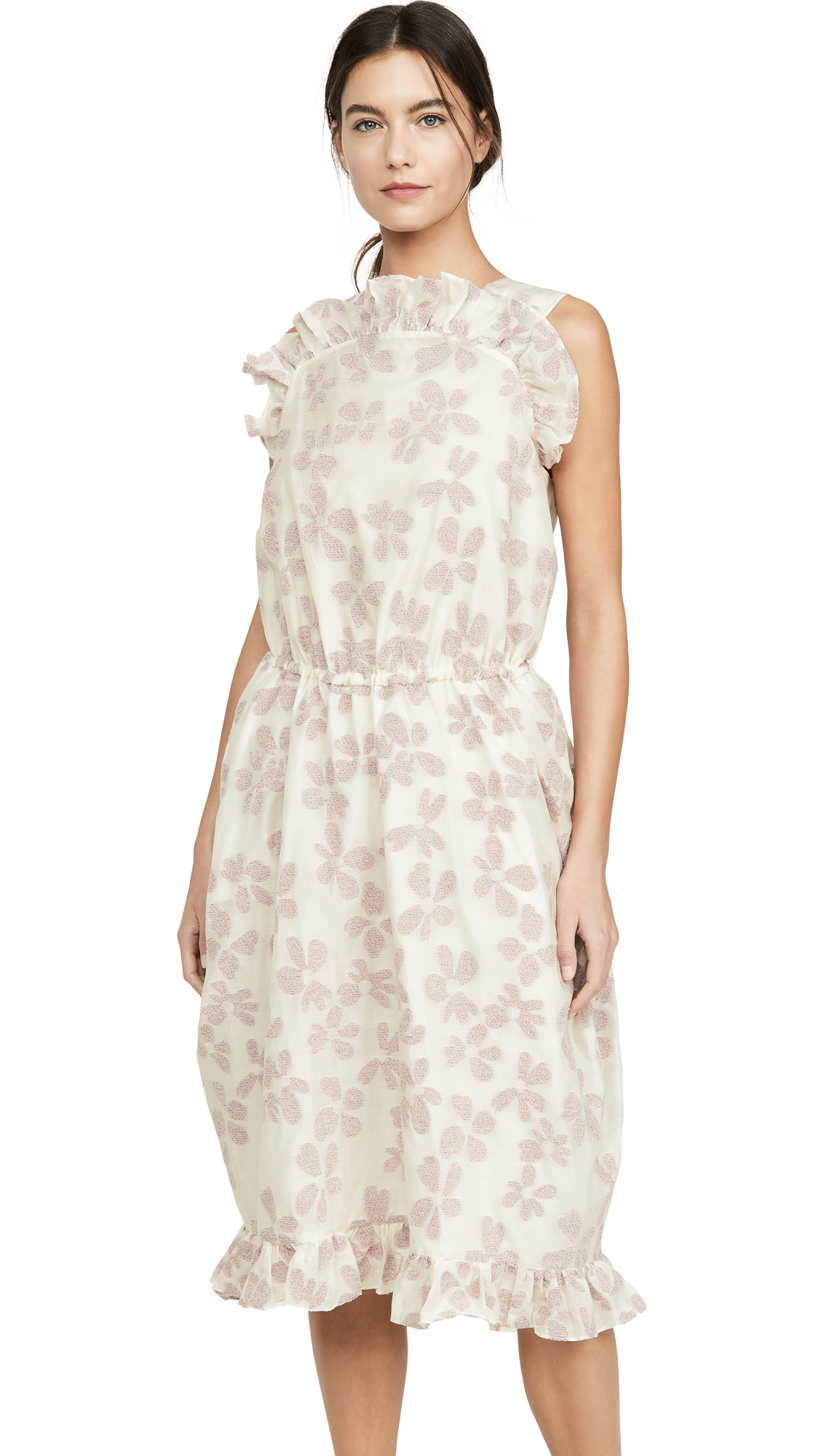 Buy pushBUTTON Front Frill Point Dress online beautiful pushBUTTON Clothing, Dresses