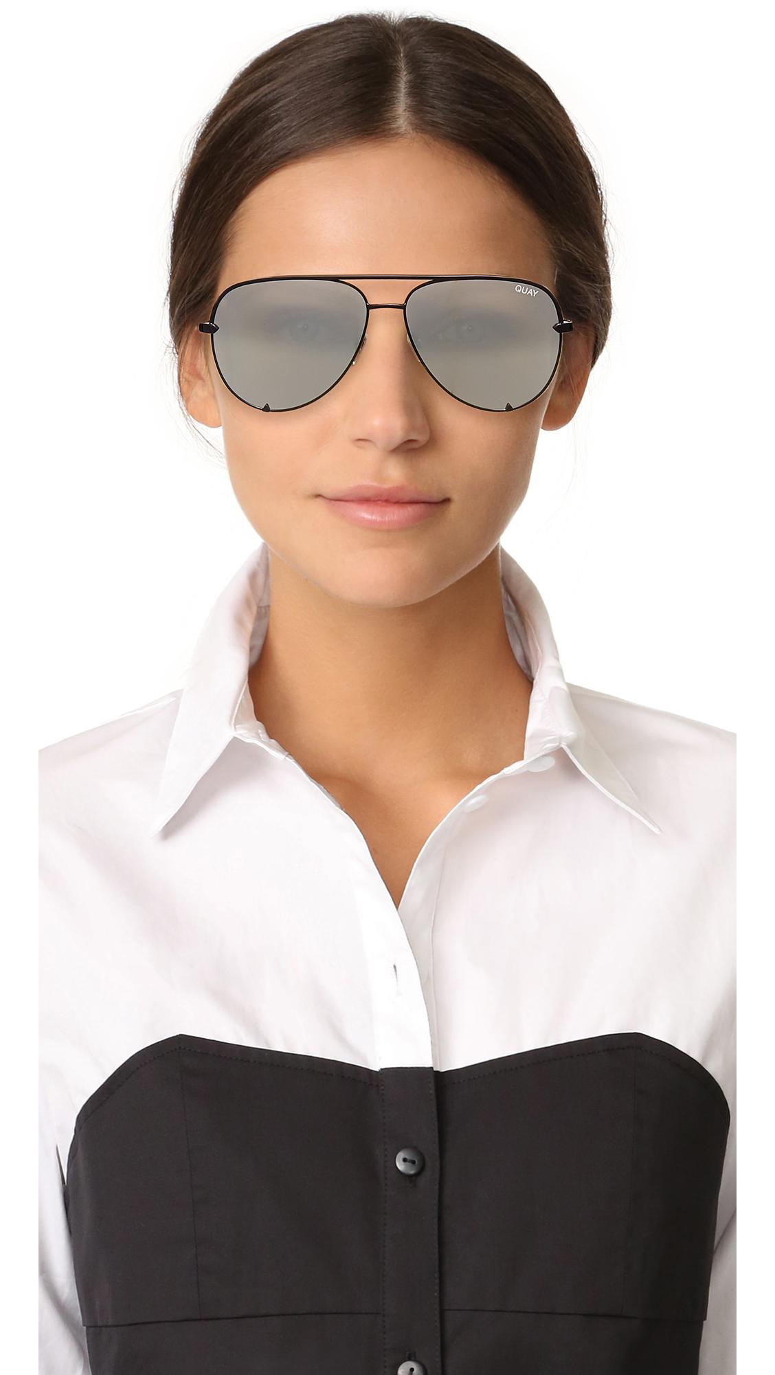 9507868891b Quay Quay x Desi Perkins High Key Sunglasses