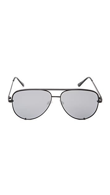 Quay Quay x Desi Perkins High Key Sunglasses