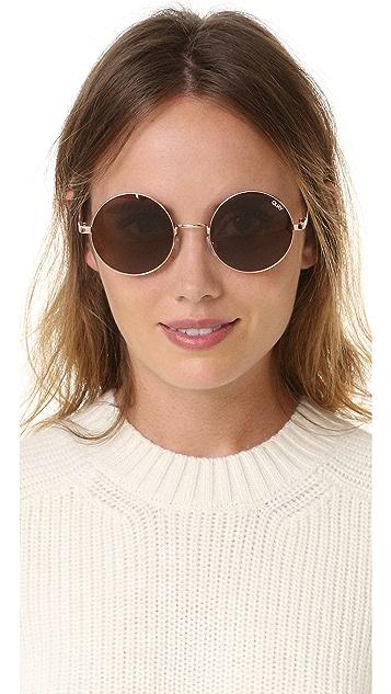 Quay Electric Dreams Sunglasses