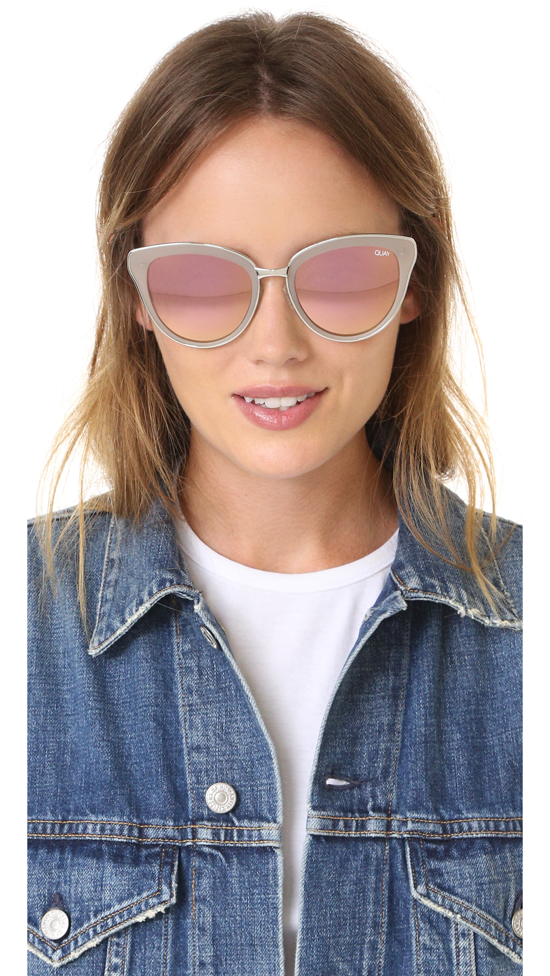 8250408872a Quay Every Little Thing Sunglasses