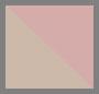 Silver/Pink Mirror