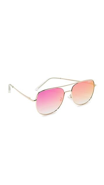 Quay Running Riot Sunglasses