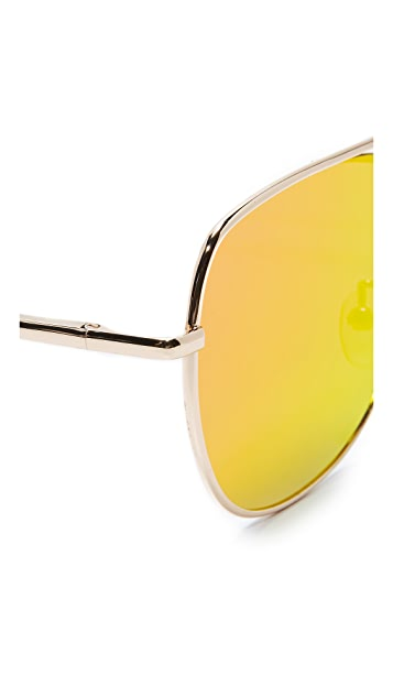 Quay Running Riot Sunglasses
