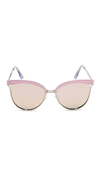 Quay Star Dust Sunglasses