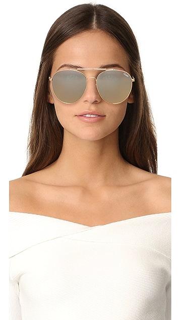 Quay Lickety Split Sunglasses