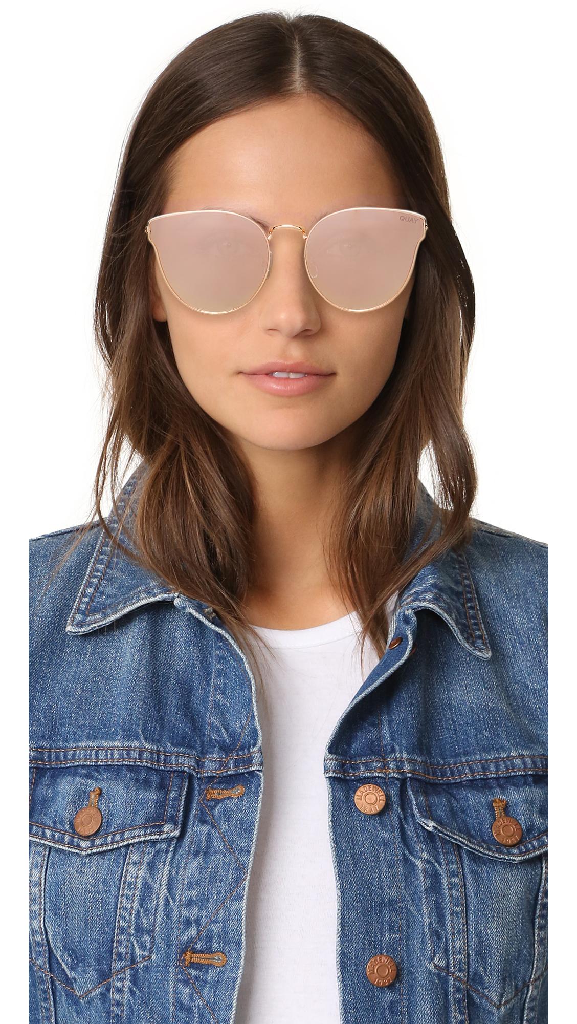 380635cff1bc4 Quay All My Love Sunglasses